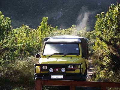 Bundu-Bashing-Steaming-Cruiser