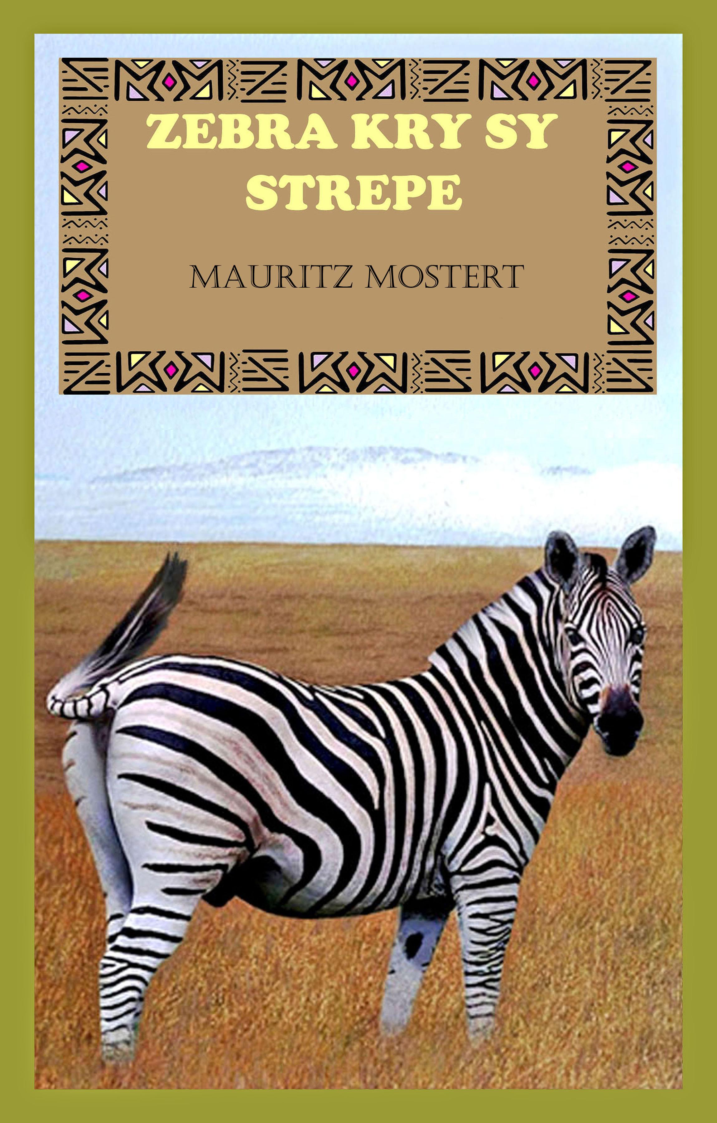 Zebra-Afrikaans-Zebra-Kry-Sy-Strepe