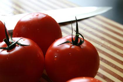 Chakalaka Tomatoes