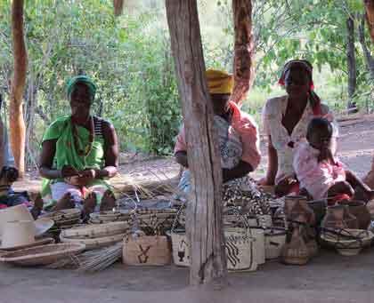 Bushveld-Venders