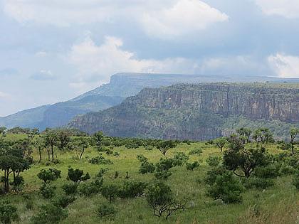 Bushveld-Escarpment-Drakensberg