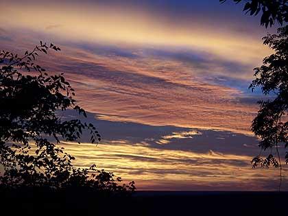 Timbavati-bushveld-sunset