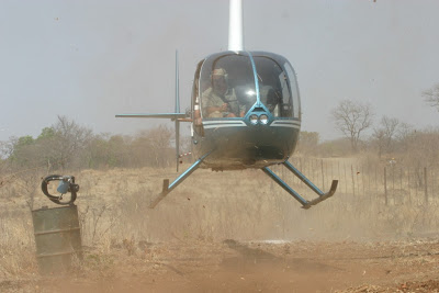 Elephant-Helicopter-Capture