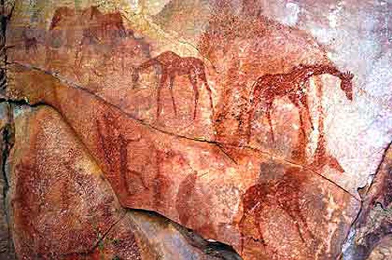 San-Bushman-Bushveld-Rock-Art-Wildmoz.com