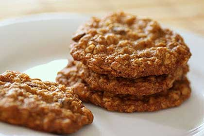 Oatmeal-cookies-Wildmoz.com