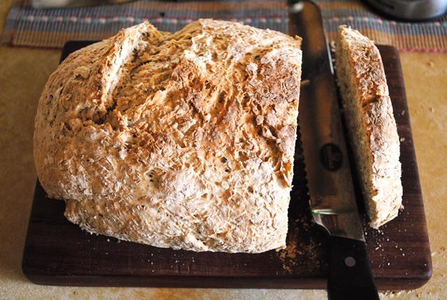 Oven-Baked-Bushveld-Bread-Wildmoz.com