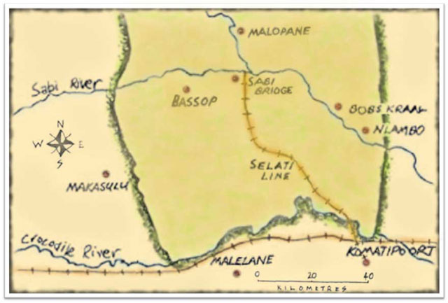 Selati-Railway-Line-Kruger-Park-Wildmoz.com