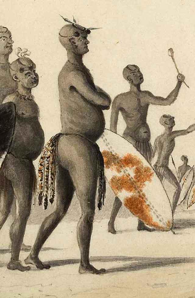 Mzilikazi-Matabele-King-Wildmoz.com