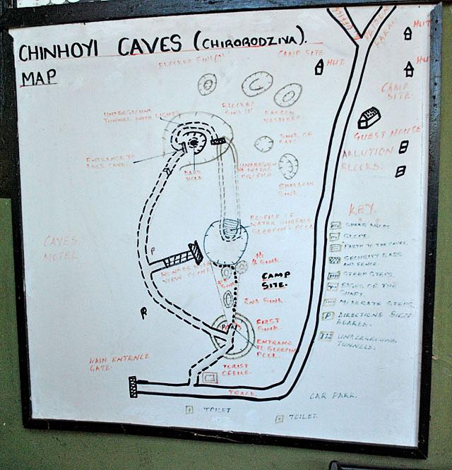 Chinhoyi-Caves-Diagram-Wildmoz.com