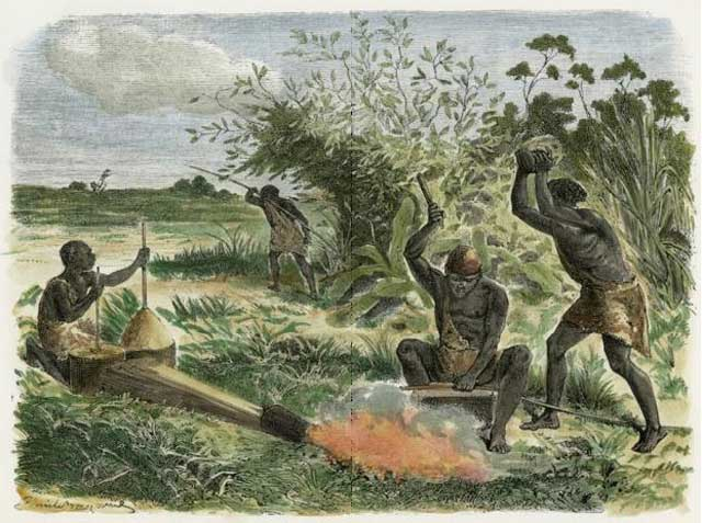 Early-African-Blacksmiths-Wildmoz.com