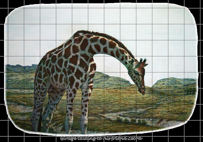 Giraffe-Grid-Wildmoz.com
